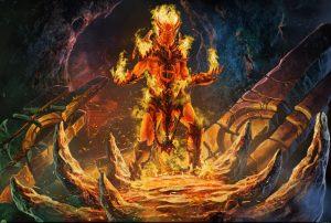 Элементаль - Дух Огня